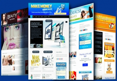 3500+ Turnkey Websites And PHP Scripts With Resell Rights + Bonuses