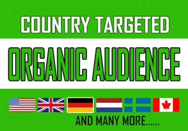 Add your track to Country Targeted Spotify playlist for targeted audience