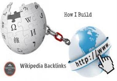 Buy High Authority Wikipedia Backlinks