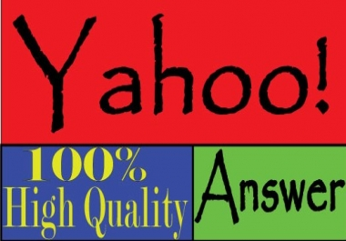 Promote your website in 10 Yahoo Answer