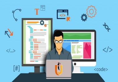 I will develop your professional business website
