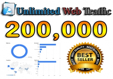 send 200,000 real USA targeted traffic from facebook, instagram, youtube, twitter, linkedin