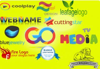 I will do professional logo design very fast