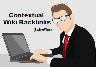320+ Wiki articles contextual backlinks