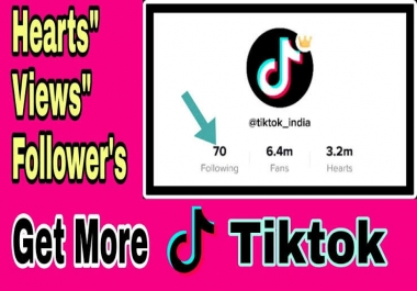 i will provide you 5,588 see on your any video of TIKTOK IN 1 HOURS for 5$