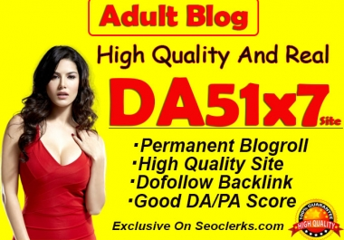 give link da51x7 site Adult blogroll permanent