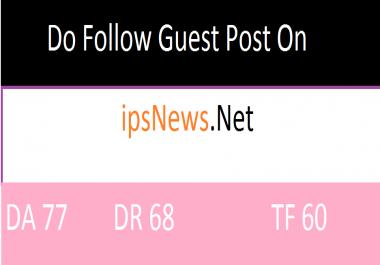 Do guest post on ipsnews.net.da77..dr.68