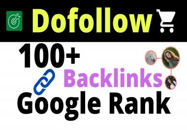 100 Dofollow SEO Backlinks Google Ranking Your Site Easily