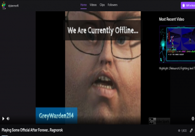 Will Host Your Twitch Forever To Help You Grow
