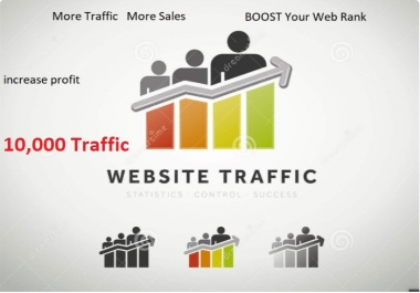 Real 10,000 Human Website Traffic From Google, Facebook. Twitter.Youtube Web Visitors to your websit