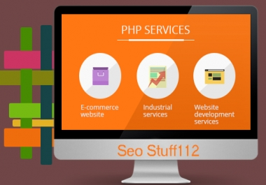 I will do any task related to PHP Laravel Web Programming