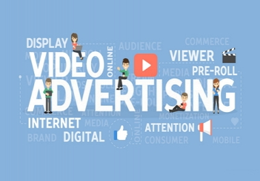 I will create instagram, facebook,youtube,tiktok sales ads promo videos.Basic
