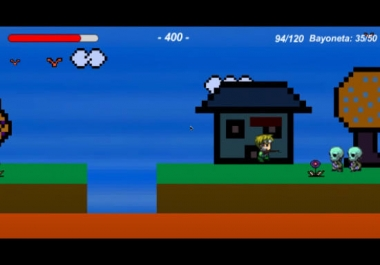 Develop a mini video game for you – ESP