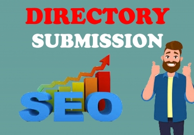 I will provide 50 Live directory submissions to rank up website from high authority websites