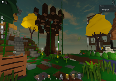 Roblox Islands Builder For Hire,Anytime,anywhere