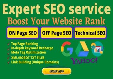 I will provide 100 white hat manual backlinks for google top ranking