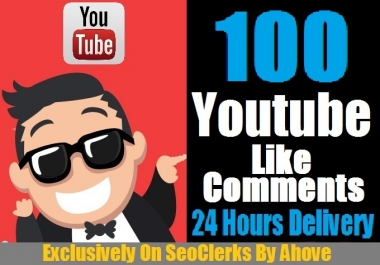 Start Instant 100+ Safe Youtube Likes In Your Video