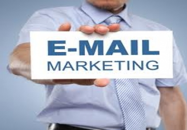 give you 7 million USA business email list  for $1