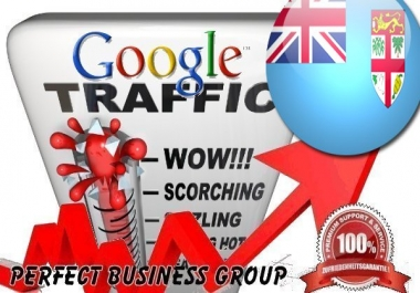 Organic traffic from Google.com.fj (Fiji) with your Keyword