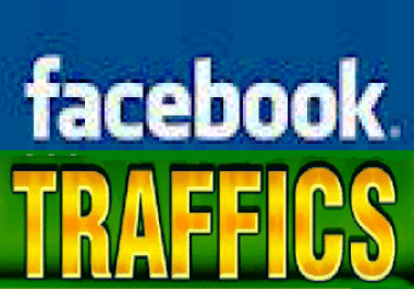 Make facebook Campaign (to 5 millions member) for $1