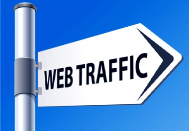 700+ Search engine unique traffics by Google Facebook Tw... for $1