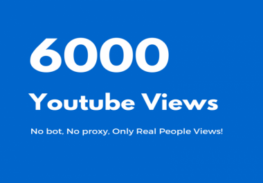 get u very fast 10000 real youtube views to boost up your video in less than 36hours