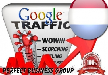 Organic traffic from Google.lu (Luxembourg) with your Keyword