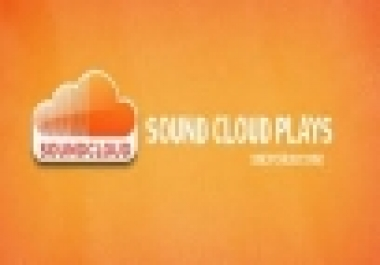 will provide you 60+ SoundCloud Followers 100% real for $1