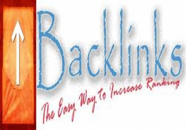 send you 10 backlinks PR3 and 5 backlinks PR4 from my blogs for