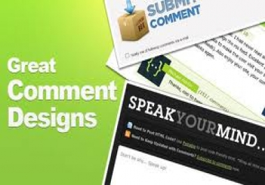★★★★make 500 backlinks with blog comments for your site for
