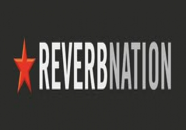 give you 40+10  Reverbnation Followers, 100% Real for $1