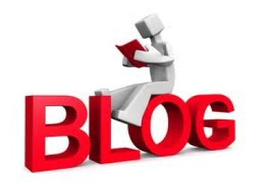 post 15 relevant comments on your blog for