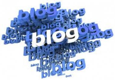 ★ ★★ ★do 1 Pr7, 2 Pr6, 6 pr5, 8 pr4 blog comments doFollow manually for