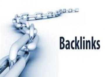 give you 3 permanent backlink PR4 , 15 PR3 and 15PR2 from my blogs for