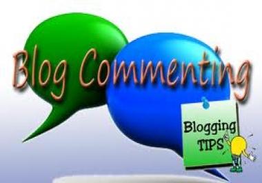 do 50 HighPR 4PR6 10PR5 18PR4 18PR3 BlogComment Link on Unique Domain in 24 hour for