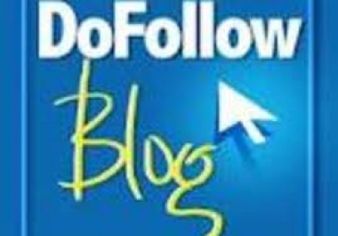 total 50 Backlinks 5Pr6 + 10Pr5 + 15Pr4 + 20Pr3 Manual Blog Actual Page for
