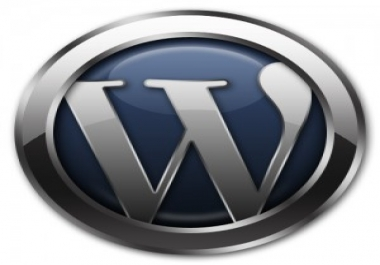 Install And Configure Wordpress On Your Site With Any Theme Of Your Choice