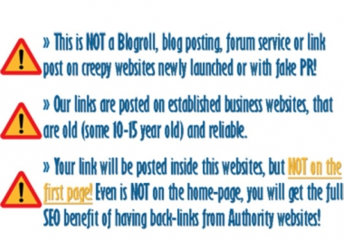 do 15 PR6 to PR8 Backlinks on Authority Famous Brands Links