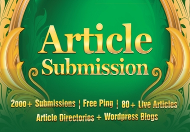 do article submission to 10 000 pr 9 edu sites!!