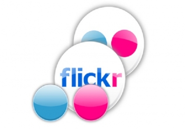 provide you 5,000+ Flickr Views and 5 comments custom up hight ranking on Flickr within 24hour