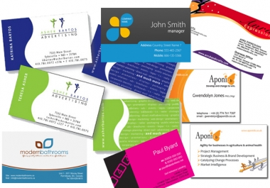 I will design Beautiful ID Card of your business
