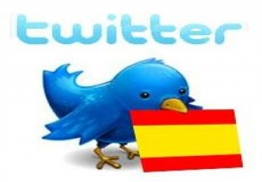 700+ Spanish Twitter Followers for $1