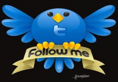 I will give you 1000+Bonus Twitter Followers,  real L... for $1