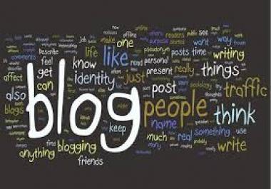 create 60 High PR blog comment 02PR7 05PR6 15PR5 20PR4 18PR3 Dofollow backlinks for