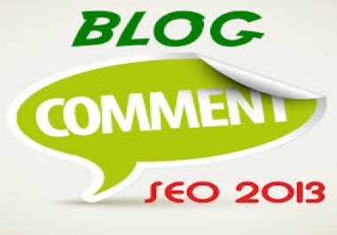do Manually 30 Pr2+ Unique Domain Dofollow Blog Commenting Links for