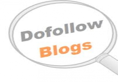 ♣♣ do Manually LowOBL 30 Blog Comment 5xPR5 5xPR4 10xPR3 10xPR2 Dofollow Backlinks for♣♣