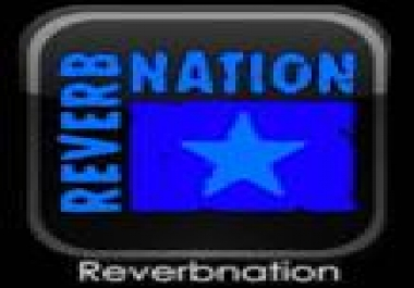 give you 50 reverbnation fans only for $1