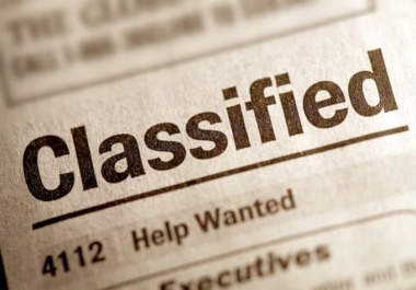 Post 35 Times Your Product Ad on USA Classified Websites