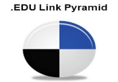 create Contextual link PYRAMID of 28 High Pr Web 2 properties blogs and 500 tiered backlinks to them