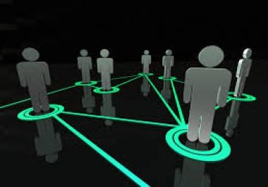Boost your website PR9, PR10 Social SEO